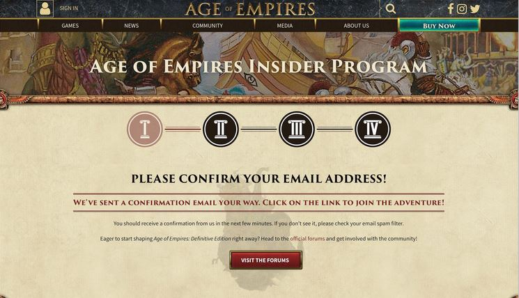 Ban nâng cấp mới Age of Empires: Definitive Edition
