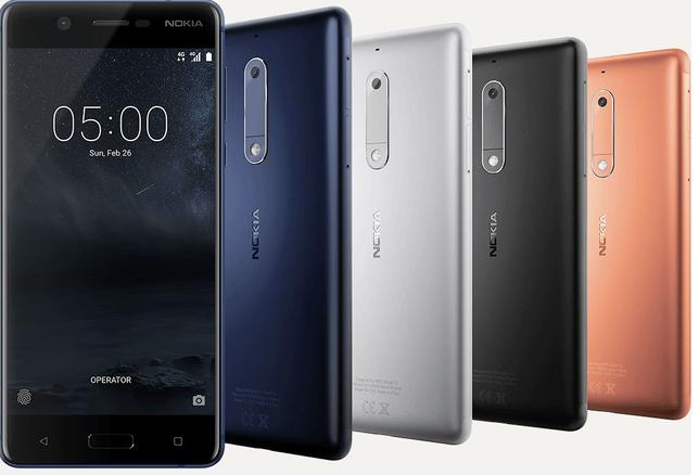 Nokia 5 có gì đặc biệt về công việc và giải trí? 1