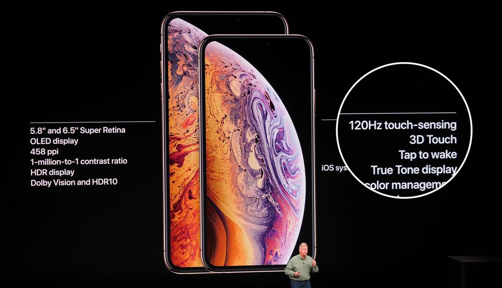 Màn hình 120Hz của iPhone XS và XS Max có nghĩa là gì?