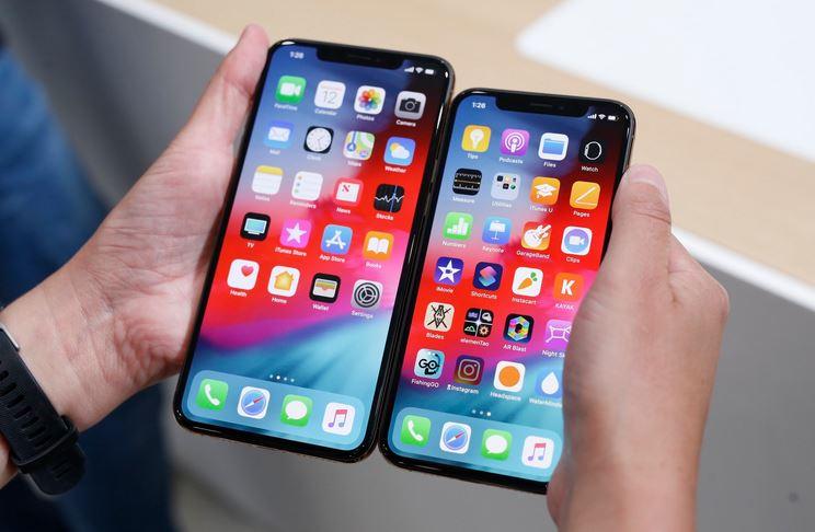 nhận xét ban đầu về iPhone Xs Max