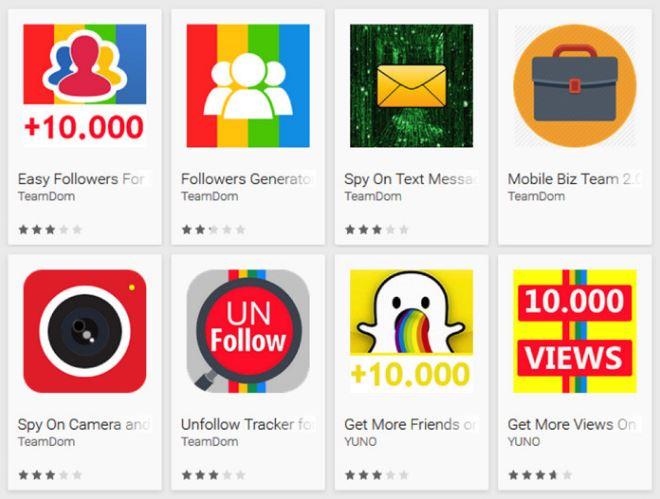 Báo cáo cho biết các ứng dụng Android được Google Play quảng cáo đang sử dụng các phương pháp quảng cáo lừa đảo