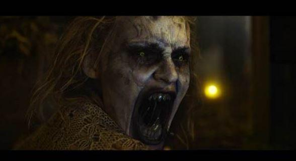 Hình ảnh ma quái đáng sợ không nên xem trước khi ngủ