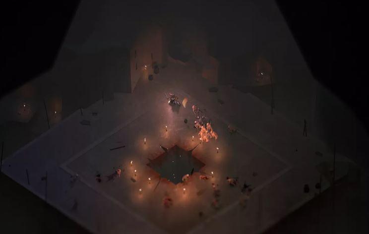 Trò chơi sống sót Below được chờ đợi từ lâu sẽ ra mắt vào tuần tới
