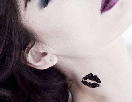 Top +99 hình xăm ở cổ đẹp cực chất dành cho cả nam và nữ 24
