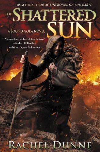 The Shattered Sun- Rachel Dunne