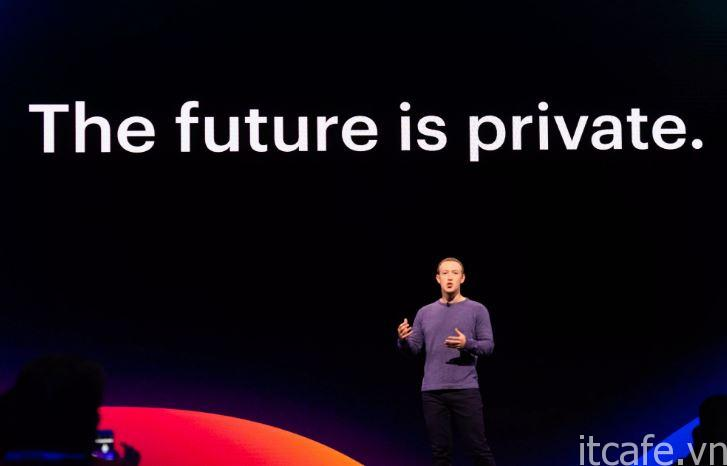 Giám đốc điều hành Facebook Mark Zuckerberg đã nhiều lần phủ nhận việc sử dụng điện thoại của chúng tôi để lắng nghe chúng tôi. Tại hội nghị nhà phát triển F8, anh đã nói về quyền riêng tư. James Martin / CNET