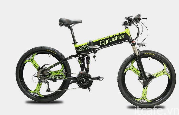 Top 10 xe đạp điện có thể gấp tốt nhất 6