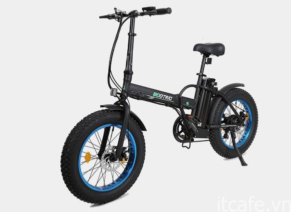 Top 10 xe đạp điện có thể gấp tốt nhất 5