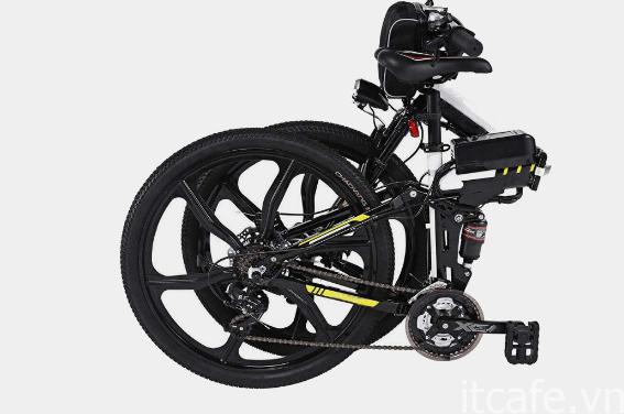Top 10 xe đạp điện có thể gấp tốt nhất 10