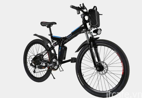 Top 10 xe đạp điện có thể gấp tốt nhất 9