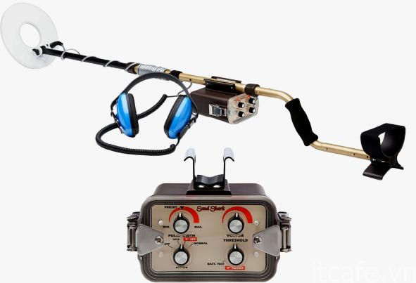 Tổng hợp 11 máy dò kim loại dưới nước tốt nhất 3