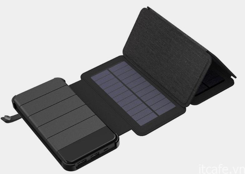 Tổng hợp 10 bộ sạc điện thoại bằng năng lượng mặt trời tốt nhất 6