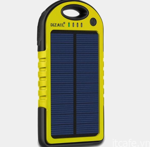 Tổng hợp 10 bộ sạc điện thoại bằng năng lượng mặt trời tốt nhất 5