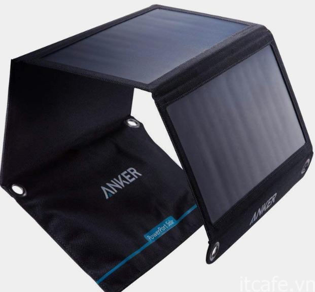 Tổng hợp 10 bộ sạc điện thoại bằng năng lượng mặt trời tốt nhất 2