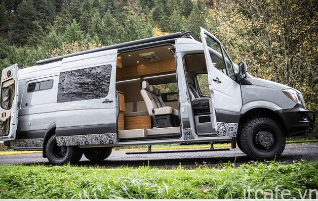 Tổng hợp 15 chiếc xe tải Camper tốt nhất dành cho khách du lịch di động 46