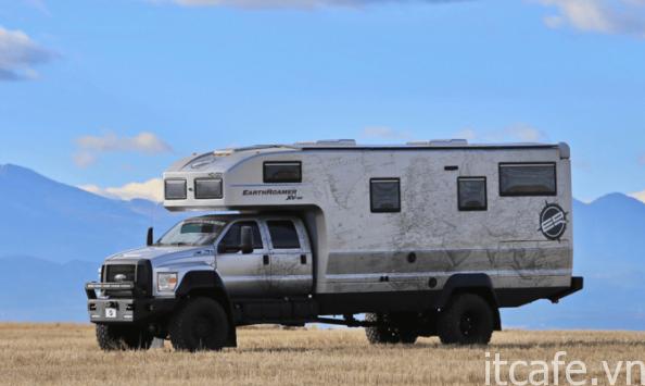 Tổng hợp 15 chiếc xe tải Camper tốt nhất dành cho khách du lịch di động 35