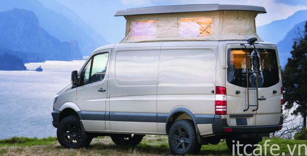 Tổng hợp 15 chiếc xe tải Camper tốt nhất dành cho khách du lịch di động 7