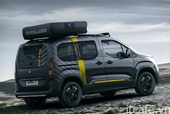 Tổng hợp 15 chiếc xe tải Camper tốt nhất dành cho khách du lịch di động 40