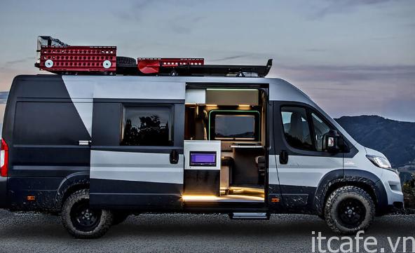 Tổng hợp 15 chiếc xe tải Camper tốt nhất dành cho khách du lịch di động 45