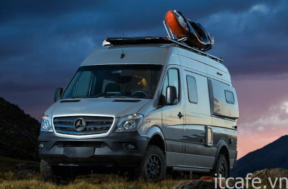 Tổng hợp 15 chiếc xe tải Camper tốt nhất dành cho khách du lịch di động 48