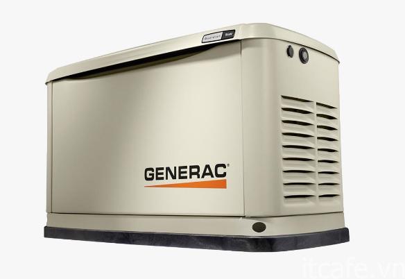 GENERAC - Máy phát điện dự phòng 7043