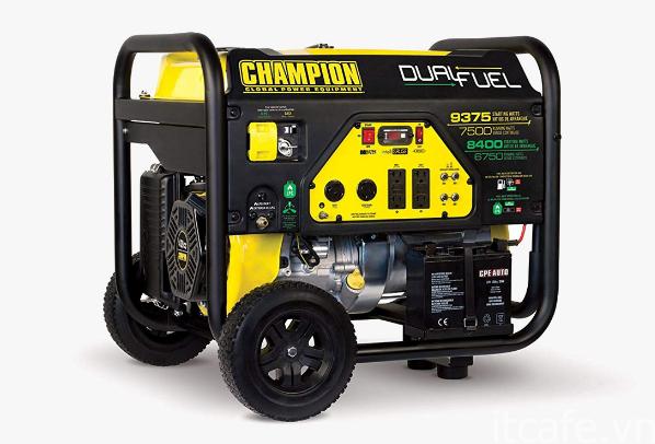 Champion 7500-watt