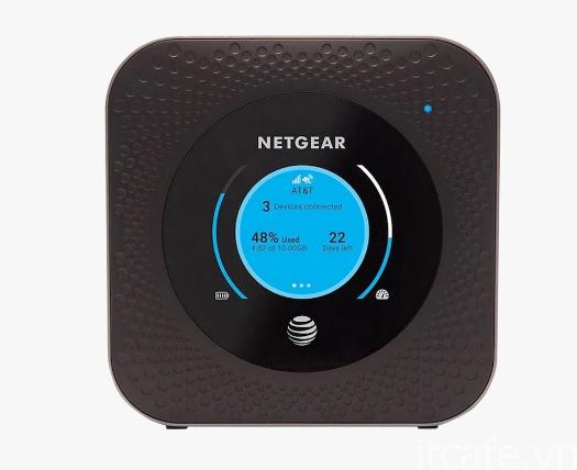 Bộ định tuyến điểm truy cập di động Netgear Nighthawk LTE