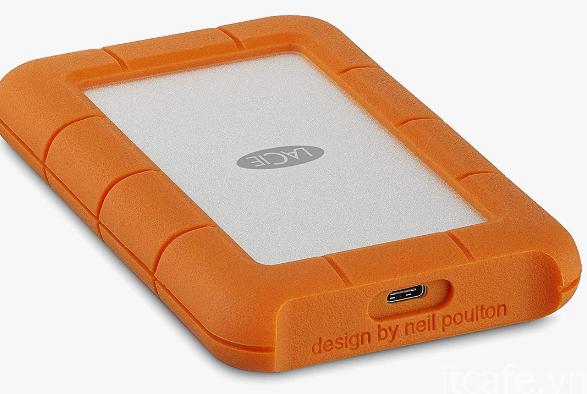 Ổ cứng gắn ngoài USB mini LaCie 4TB
